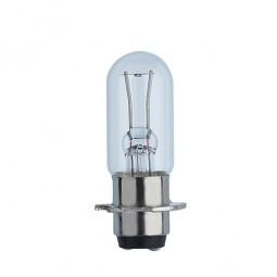 2 x Röhrenlampe 6V, 15W, P15d, P24d-Ring, (843121)