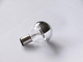 2 x 40W 24V Ba15d (Hanaulux 018550) 40 x 63 Op.-Lampe