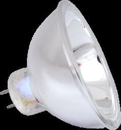 2 x Fokuslampe 15V, 150W, GZ 6.35, (Os 64634, Ph 6423)