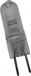 2 x Halogen-Stift 22,8V, 50W, G 6.35 ax (Osram 64650, Hanaulux 015282)